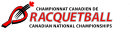 Racquetball Canada 2016 Nationals