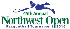 45th Annual Northwest Open Racquetball Tournament