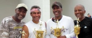 Norman Borden Belle Isle Fun Doubles Racquetball Tournament