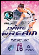 2016 DARE 2 DREAM LPRT RACQUETBALL CHAMPIONSHIPS presented by REACHING YOUR DREAM FOUNDATION