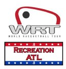2016 WRT ATLANTA OPEN SINGLES and DOUBLES CHAMPIONSHIPS