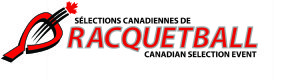Racquetball Canada National Team Selection Event #1