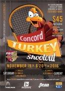 2016 CONCORD TURKEY SHOOTOUT