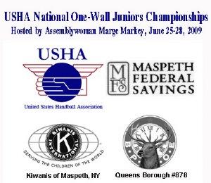 USHA National One-Wall Juniors Championships