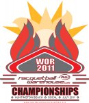 2011 WOR 38th Racquetball Warehouse World Championships presented by Ektelon