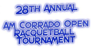 Racquetball Tournament in Kelowna, BC CAN