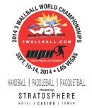 2014 3 Wallball World Championships