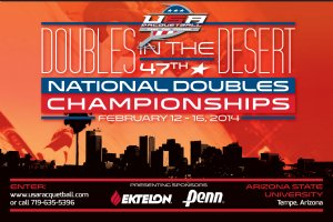 Racquetball Tournament in Tempe, AZ