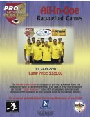 All-In-One Racquetball Camp