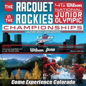 Racquetball Tournament in Highlands Ranch, CO