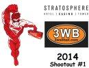 2014 Soda Man 3WallBall Dbls Shootout #1 at the Stratosphere