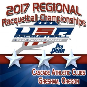 2017 USA Racquetball Regionals -Oregon
