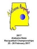 2017 Alabama State Racquetball Championships