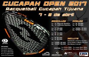 CUCAPAH OPEN 2017