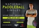 2017 NATIONAL SINGLES & GRAB BAG DOUBLES