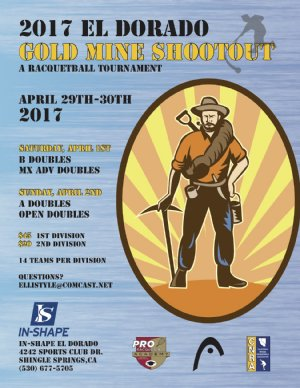 2017 EL DORADO GOLD MINE SHOOTOUT