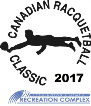 Racquetball Tournament in Leamington, ON CAN