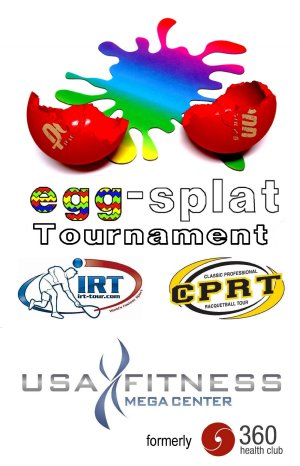 Racquetball Tournament in Reseda, CA USA