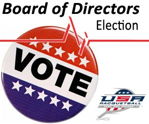 2017 USA Racquetball Board of Directors Election