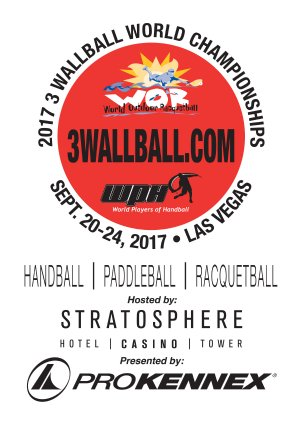 2017 3Wallball World Championships -  Racquetball