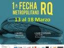 1era Fecha Circuito Metropolitano RQ