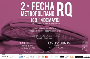Racquetball Tournament in Santiago, RM CHI