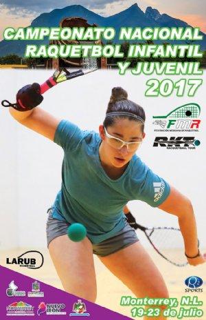 CAMPEONATO NACIONAL SELECTIVO INFANTIL-JUVENIL 2017