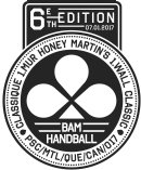 6th Annual Honey Martin's 1-wall Big Ball Tournament