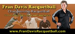 Fran Davis Racquetball Championship Training Camp
