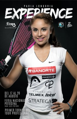 Racquetball Tournament in San Luis Potosi, SL MEX