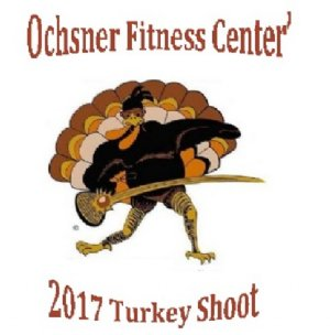 Ochsner Fitness Center's 2017 Turkey Shoot