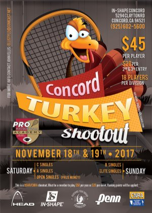 2017 CONCORD TURKEY SHOOTOUT