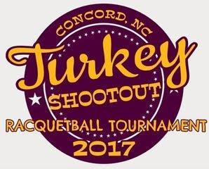 Racquetball Tournament in Concord, NC USA
