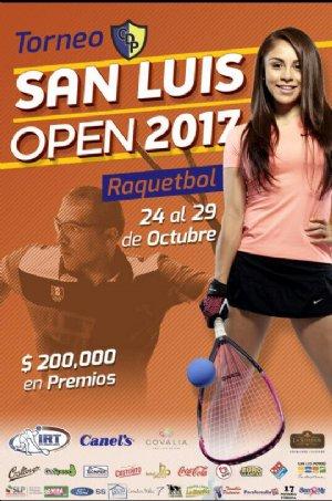 Racquetball Tournament in San Luis Potosi, SL MEX