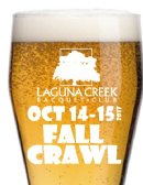 Laguna Creek Fall Crawl