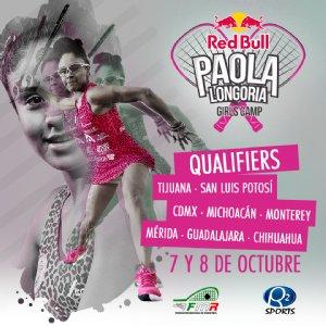 Paola Longoria Racquetball Camp 2017