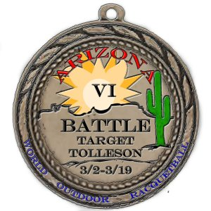 Racquetball Tournament in Tolleson, AZ USA