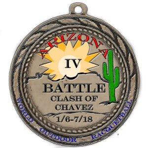 AZ WOR IV Battle Clash of Chavez