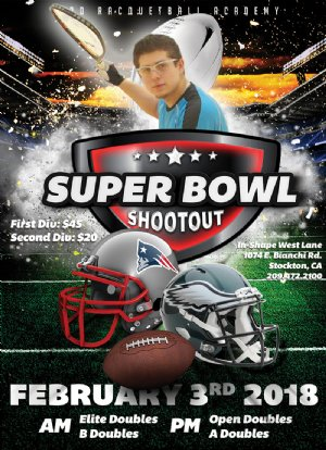 2018 SUPER BOWL SHOOTOUT