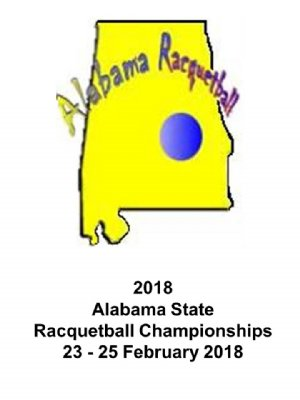 Racquetball Tournament in Cullman, AL USA