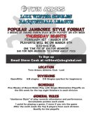 Lodi Winter Singles Racquetball League