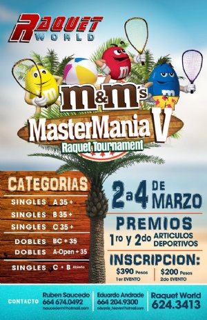 MASTER MANIA V