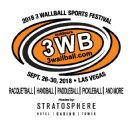 2018 3WallBall Sports Festival - Racquetball