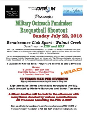 Military Outreach Fundraiser