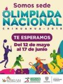 OLIMPIADA NACIONAL 2018