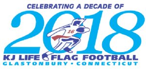 10th Annual KJ Life 5:5 Flag Football Tournament