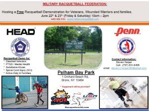 Pelham Bay Park Demo / Clinic