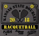 2018 Kansas State Doubles Racquetball Shootout