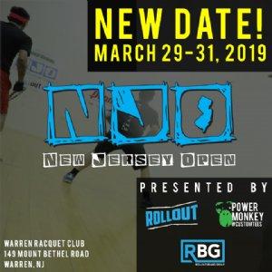 Racquetball Tournament in Warren, NJ USA