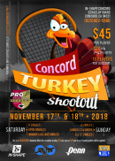 2018 CONCORD TURKEY SHOOTOUT